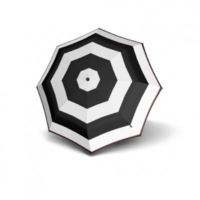 T100 Compact Duomatic - Black & White Stripe
